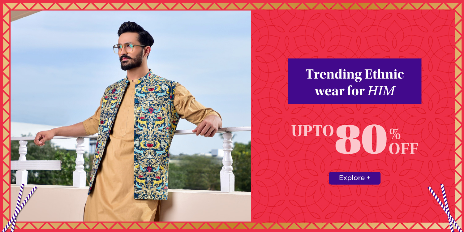 Ethnic Wear For Him