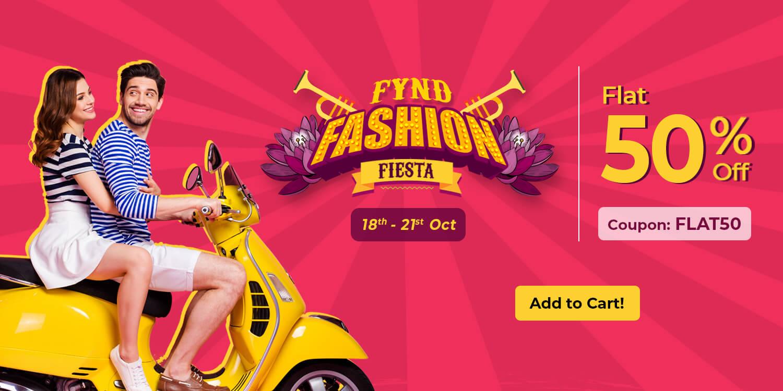 Fynd Fashion Fiesta