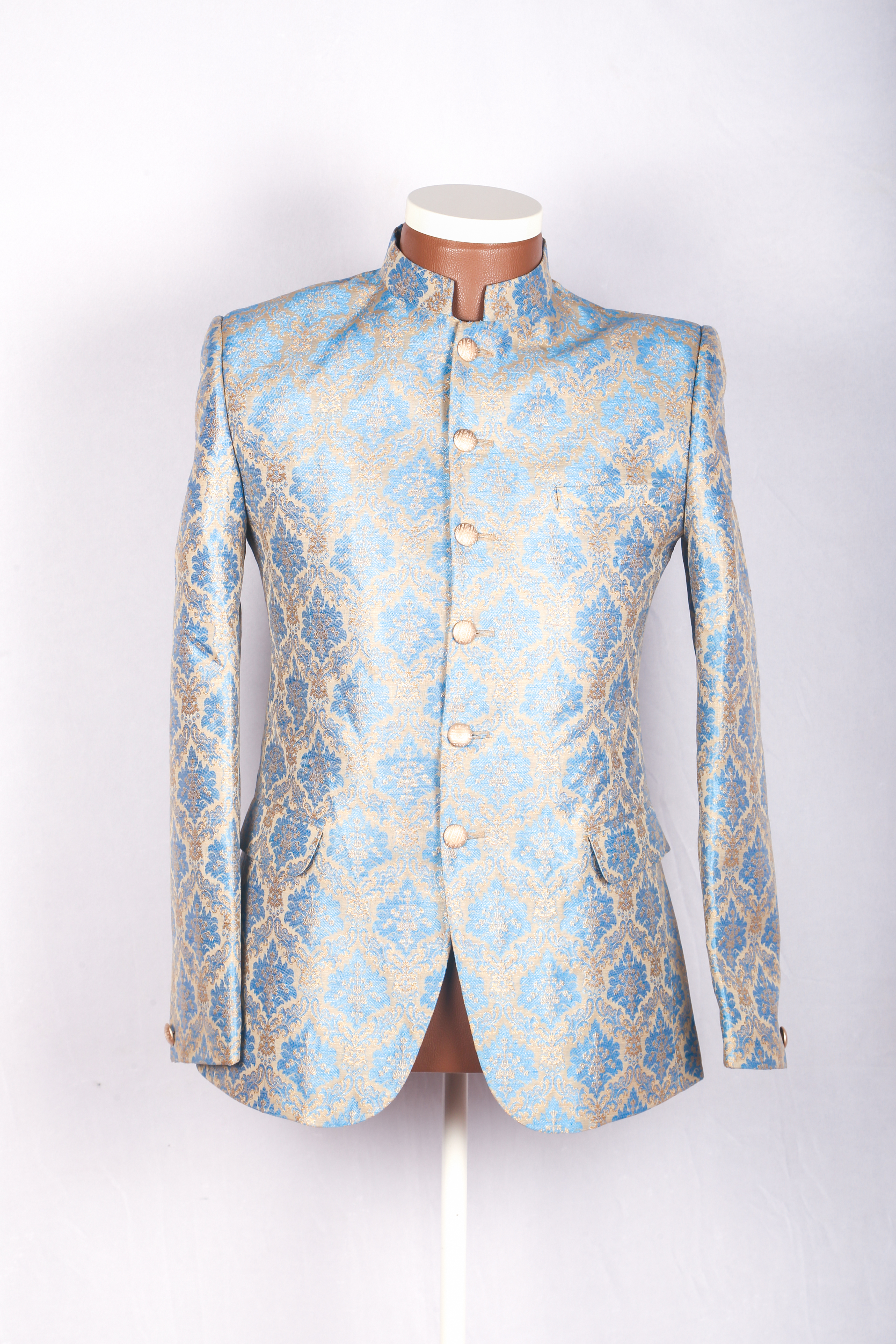 Ethnix by Raymond | Ethnix by Raymond Light Blue Jacket