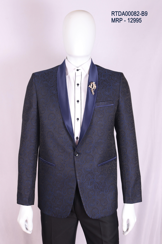 Ethnix by Raymond | ethnix by Raymond Blue Suit