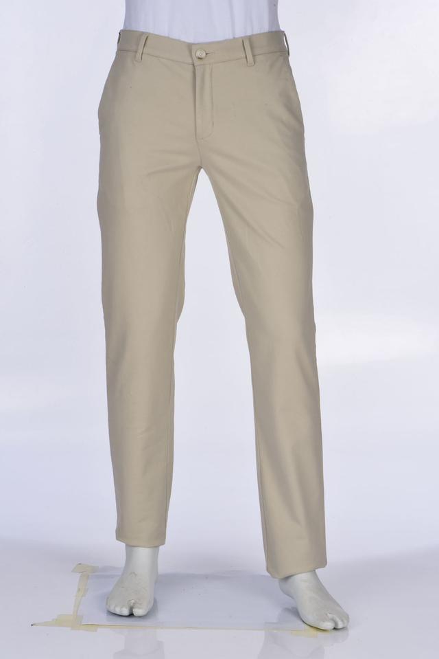 Raymond | Raymond Beige Trousers