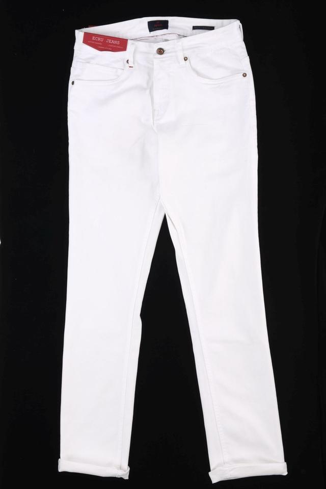 Raymond   Raymond White Jeans