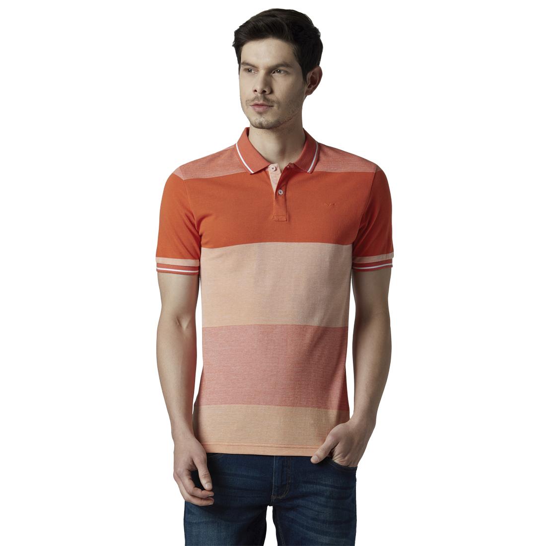 Park Avenue | Park Avenue Medium Orange T-Shirt