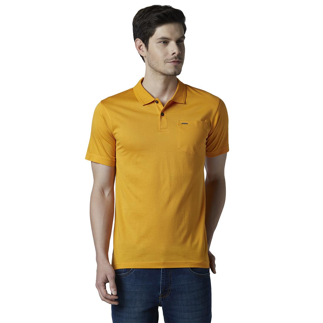 Park Avenue | Park Avenue Yellow T-Shirt