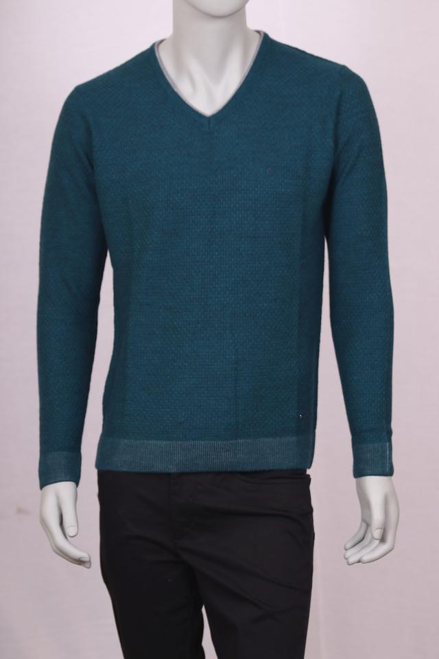 Park Avenue | Park Avenue Green Sweaters