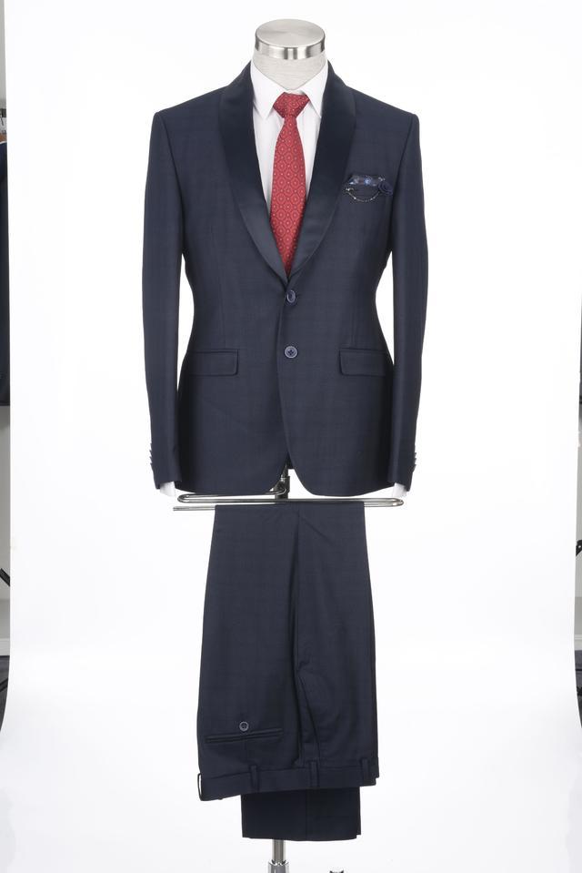 Park Avenue | Park Avenue Blue Suit