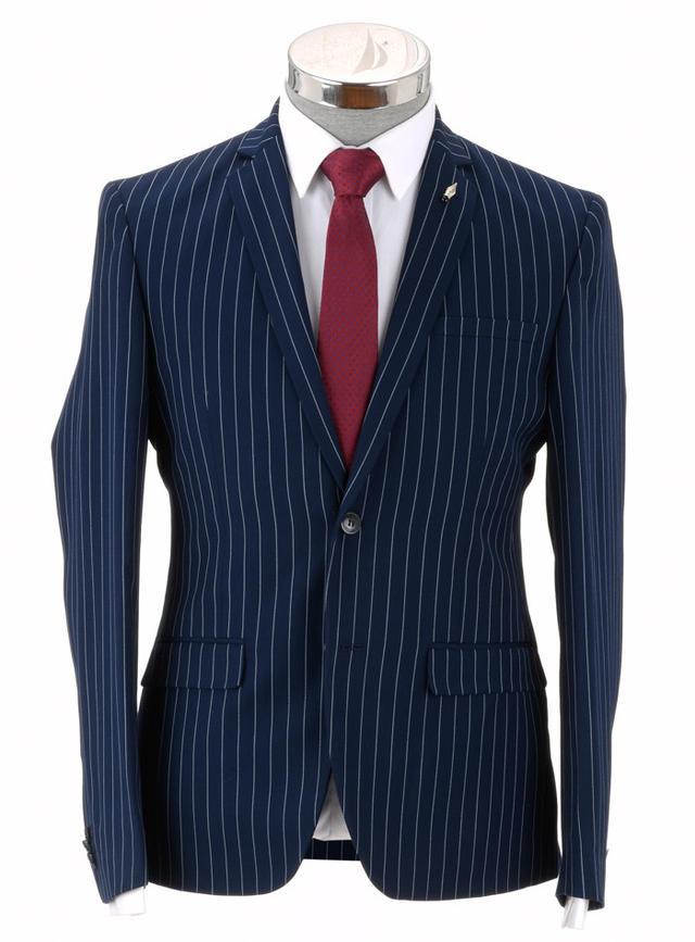 Park Avenue   Park Avenue Dark Blue Suit