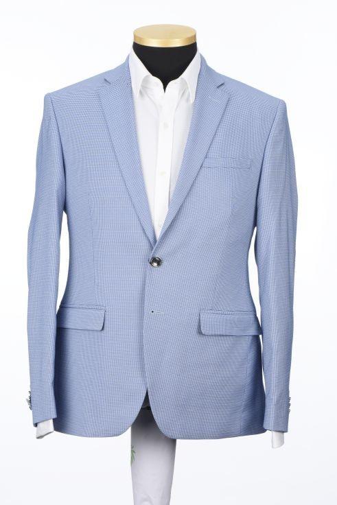 Park Avenue | Park Avenue Medium Blue Blazer