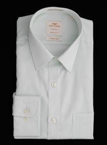 Park Avenue   Park Avenue Medium Green Formal Shirt