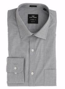Park Avenue | Park Avenue Medium Grey Formal Shirt