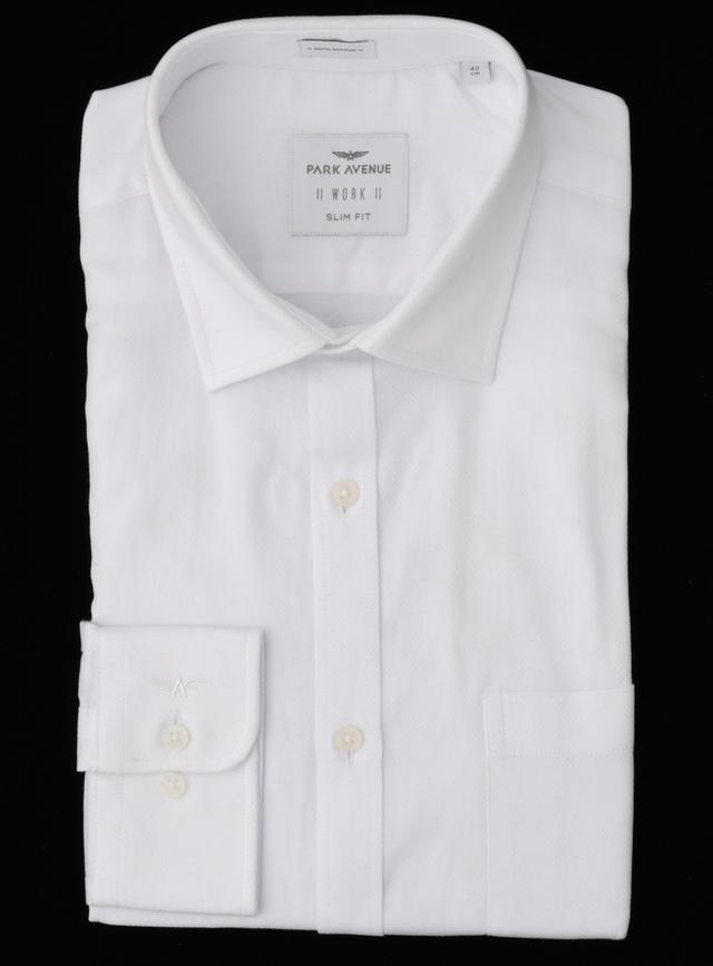 Park Avenue | Park Avenue White Shirt