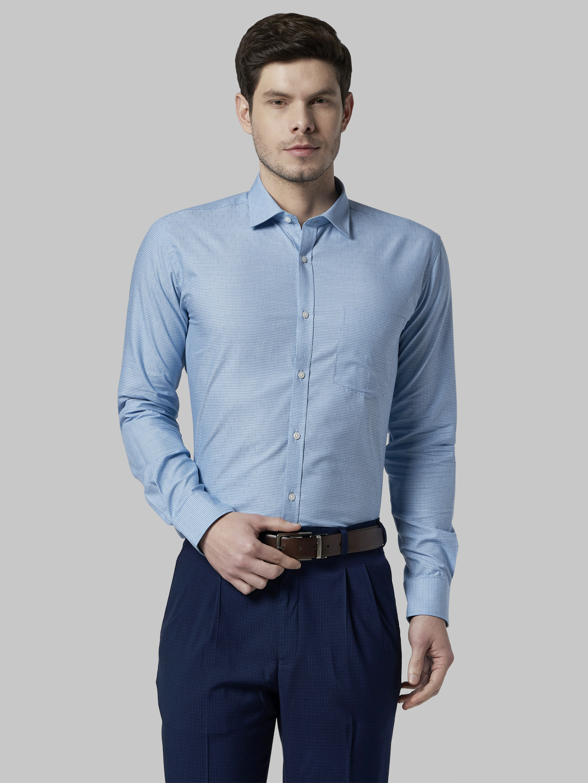 Park Avenue | Park Avenue Blue Shirt