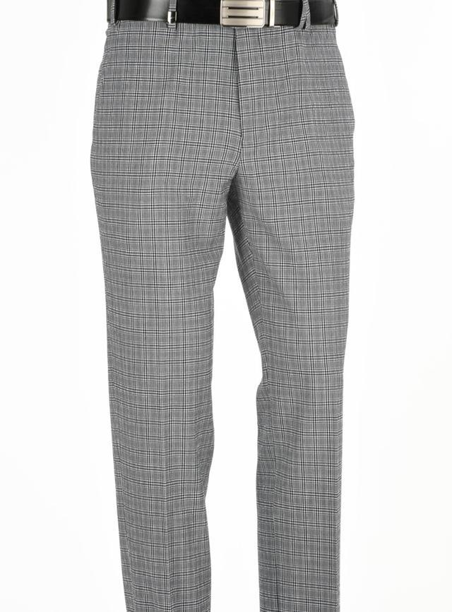 Park Avenue | Park Avenue Medium Grey Formal Trouser