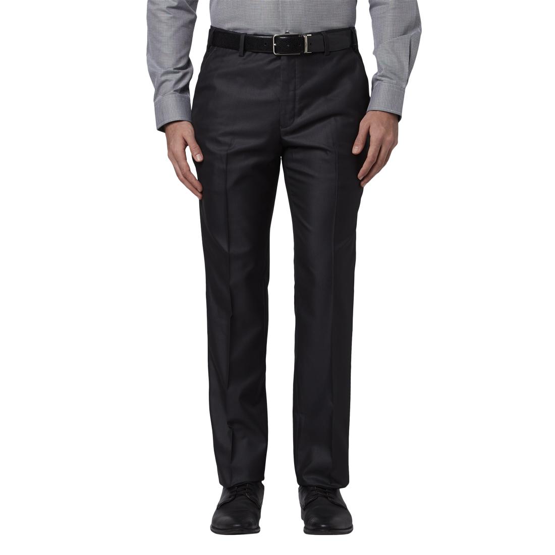 Park Avenue | Park Avenue Black Trouser