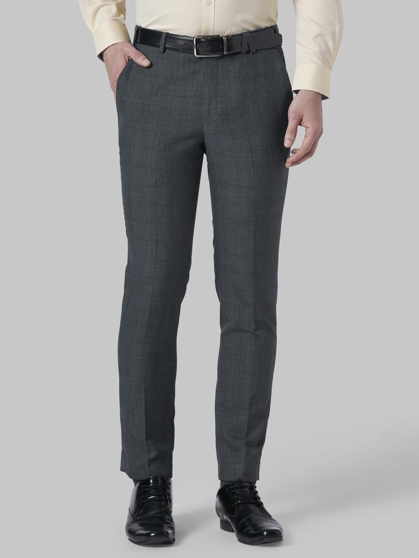 Park Avenue   Park Avenue Grey Trouser