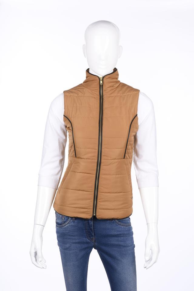 Park Avenue   Park Avenue Woman Brown Jacket