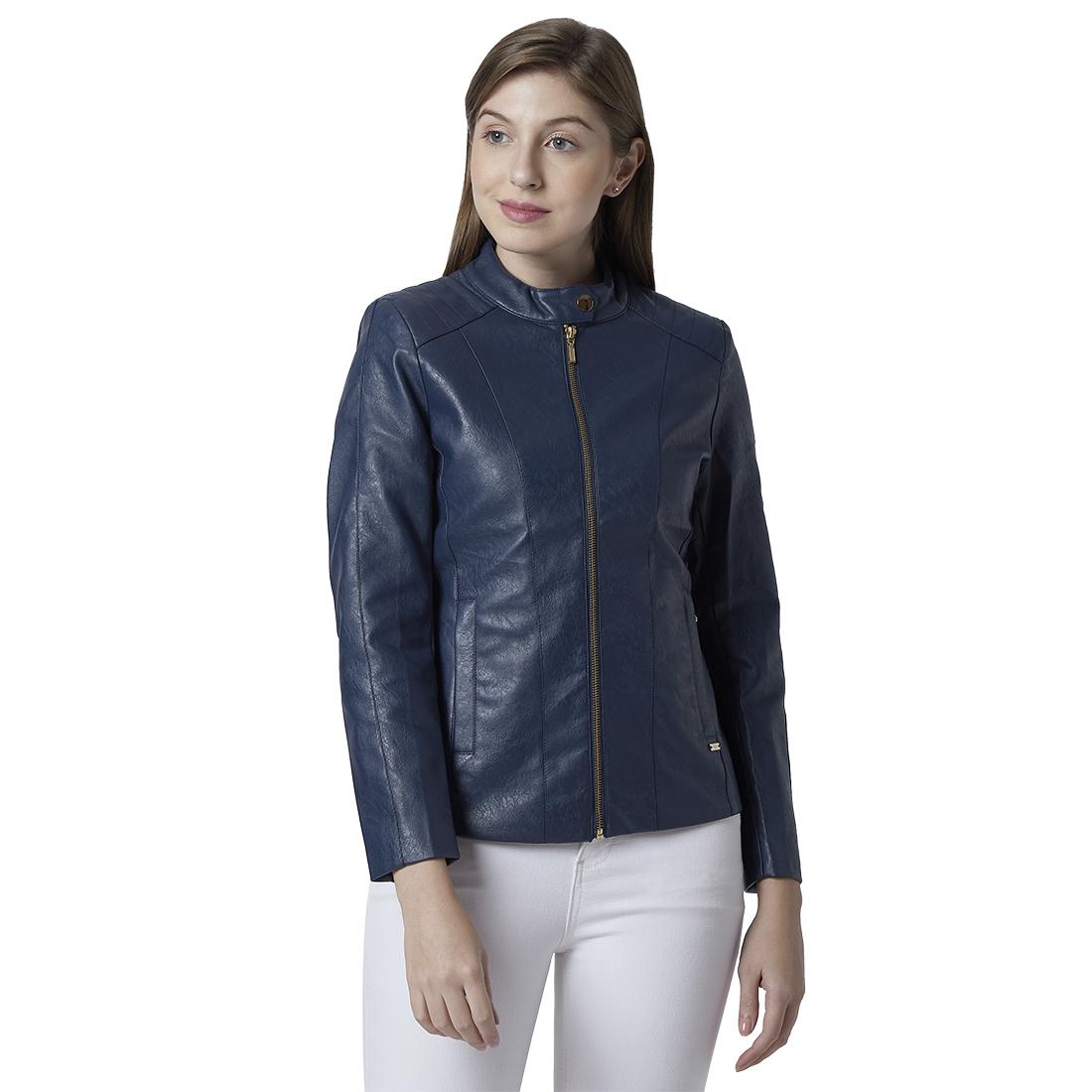 Park Avenue | Park Avenue Dark Blue Jacket