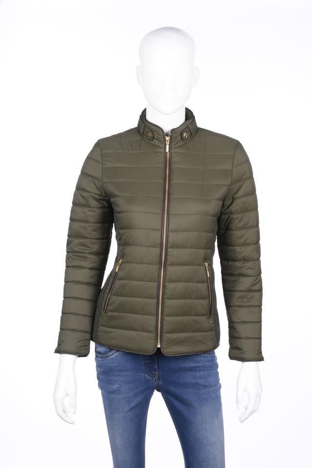 Park Avenue | Park Avenue Woman Green Jacket