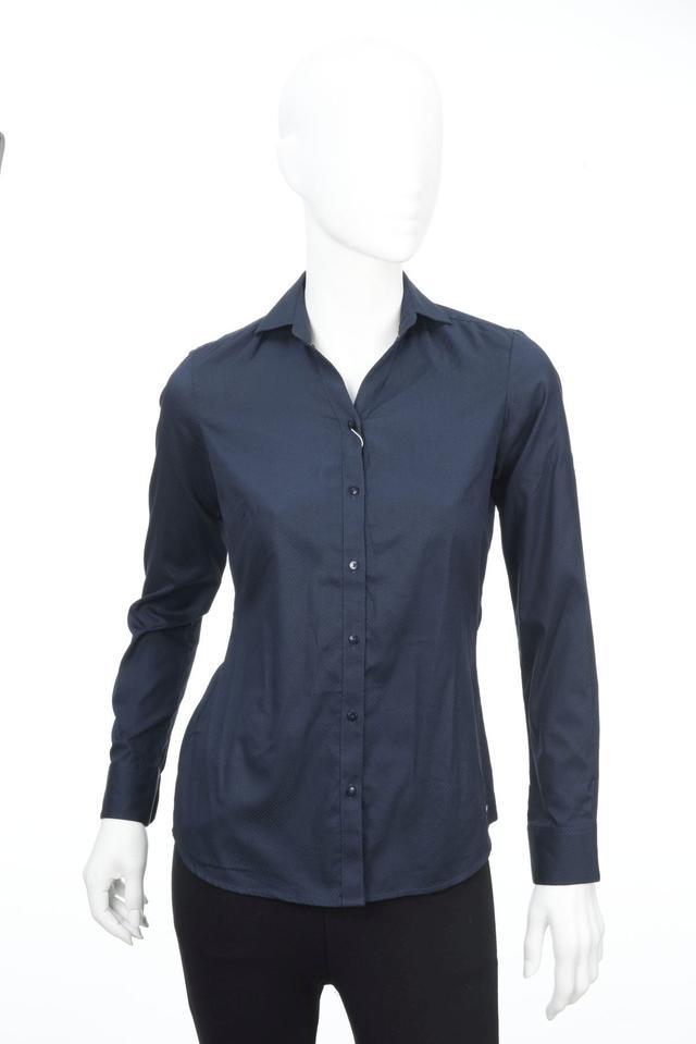 Park Avenue | Park Avenue Woman Blue Shirt