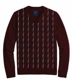 PARX | PARX Dark Maroon Sweater