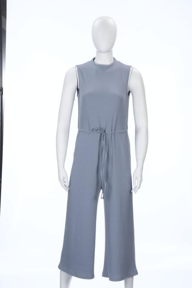 PARX | Parx Woman Medium Blue Jumpsuit