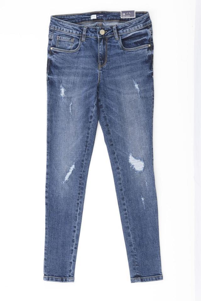 PARX   Parx Woman Dark Blue Jeans