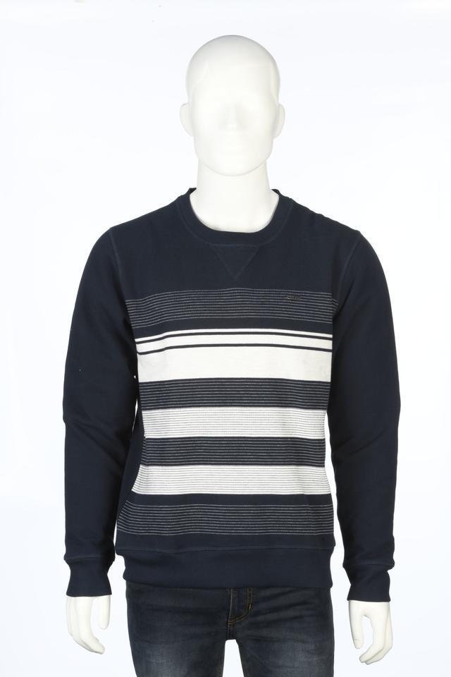 ColorPlus   ColorPlus Blue Sweatshirt