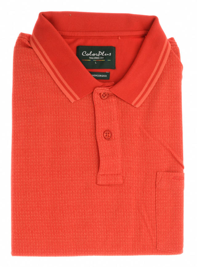 ColorPlus   ColorPlus Medium Orange T-Shirt