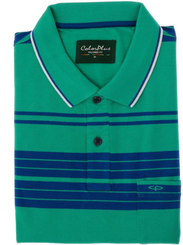 ColorPlus | ColorPlus Medium Green Polo