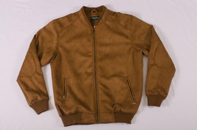ColorPlus | ColorPlus Solid Khaki Slim Fit Jacket