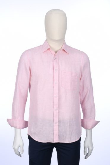 ColorPlus | ColorPlus Solid Red Regular Fit Shirts
