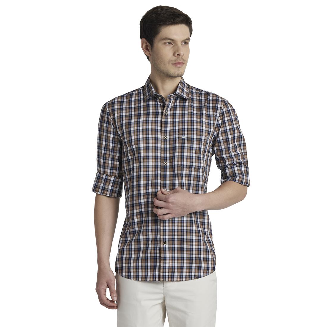 ColorPlus | ColorPlus Medium Brown Shirt