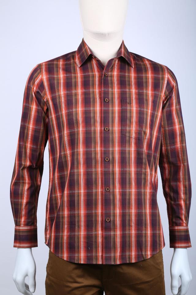 ColorPlus   ColorPlus Brown Shirt