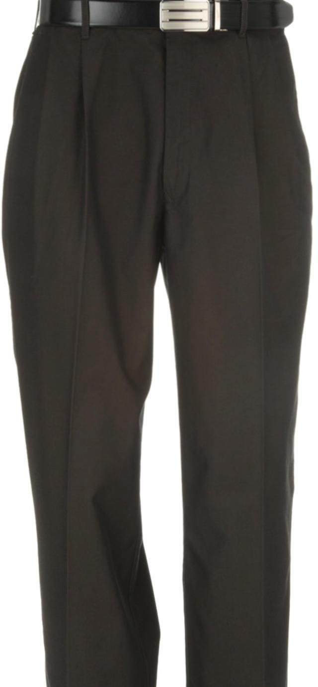 ColorPlus   ColorPlus Dark Green Regular Fit Trouser