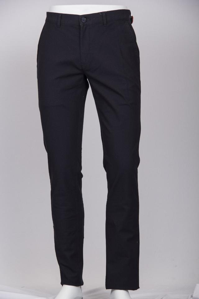 ColorPlus | ColorPlus Navy Regular Fit Trouser