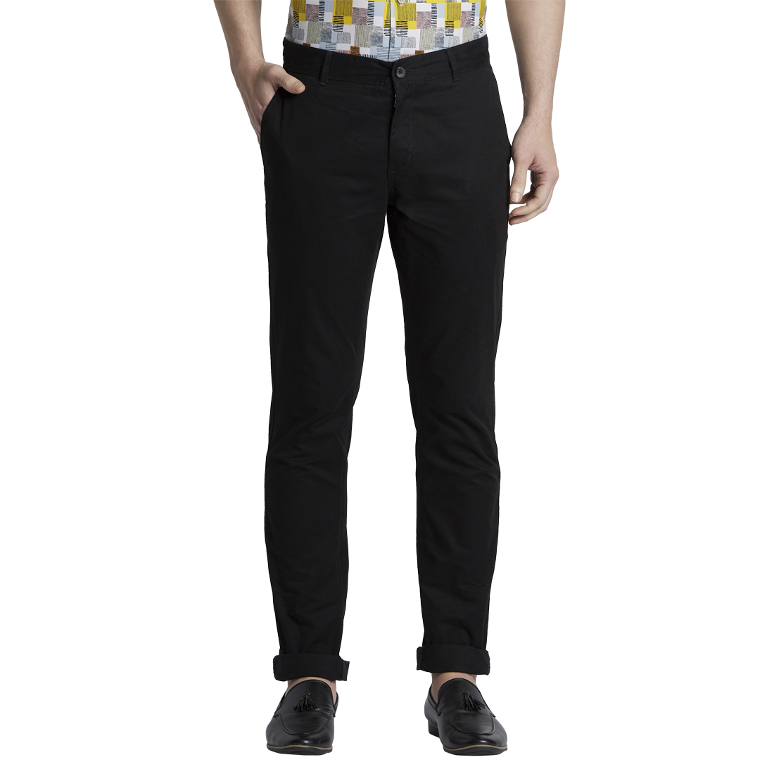 ColorPlus | ColorPlus Black Trouser