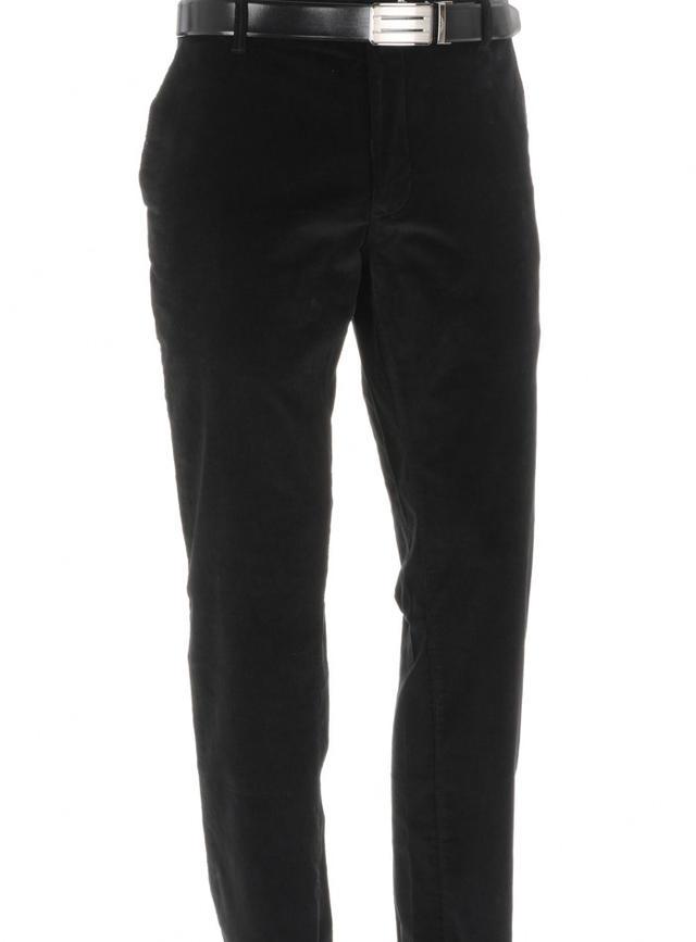 ColorPlus   ColorPlus Black Trouser