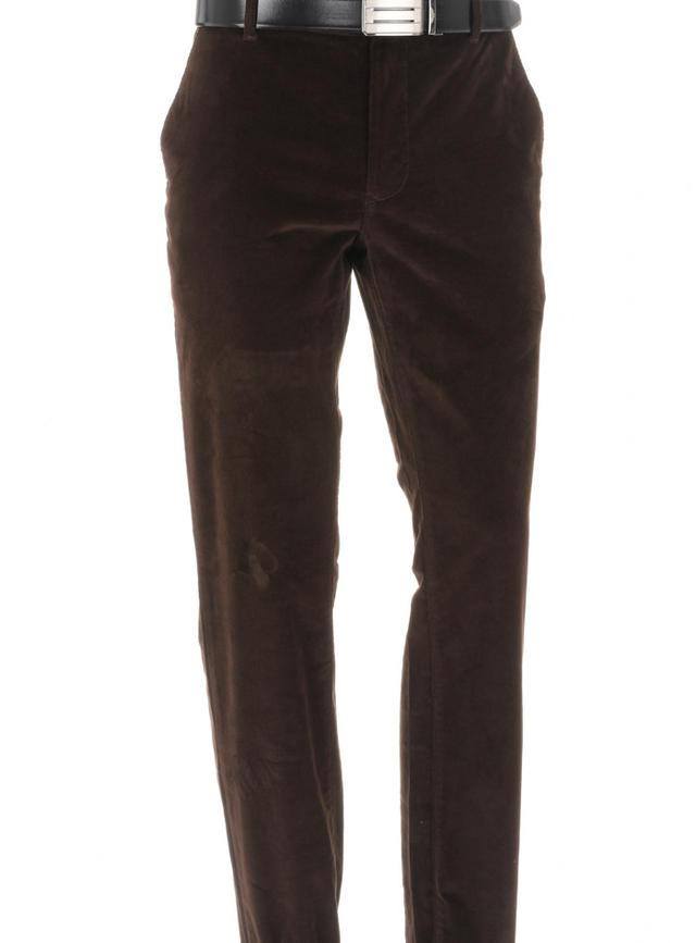 ColorPlus   ColorPlus Brown Trouser