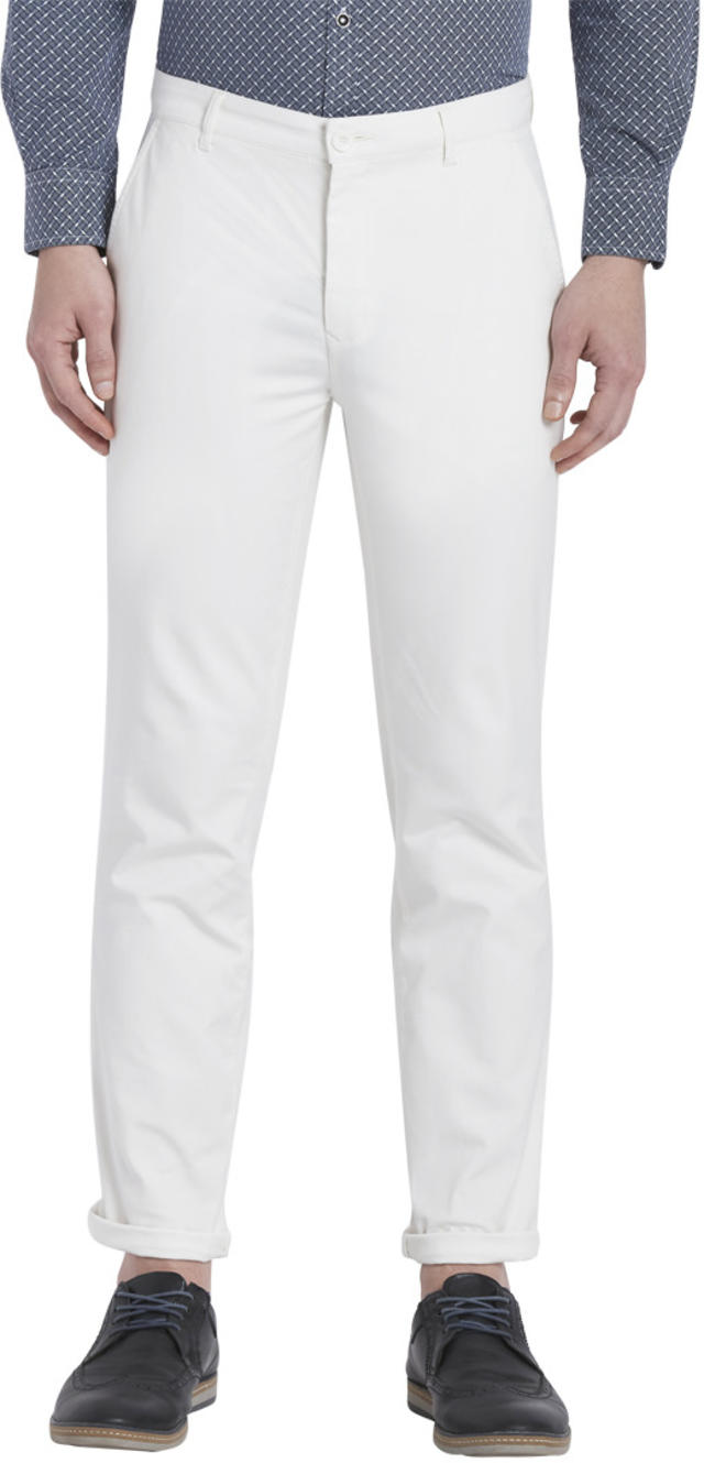 ColorPlus | ColorPlus White Trousers
