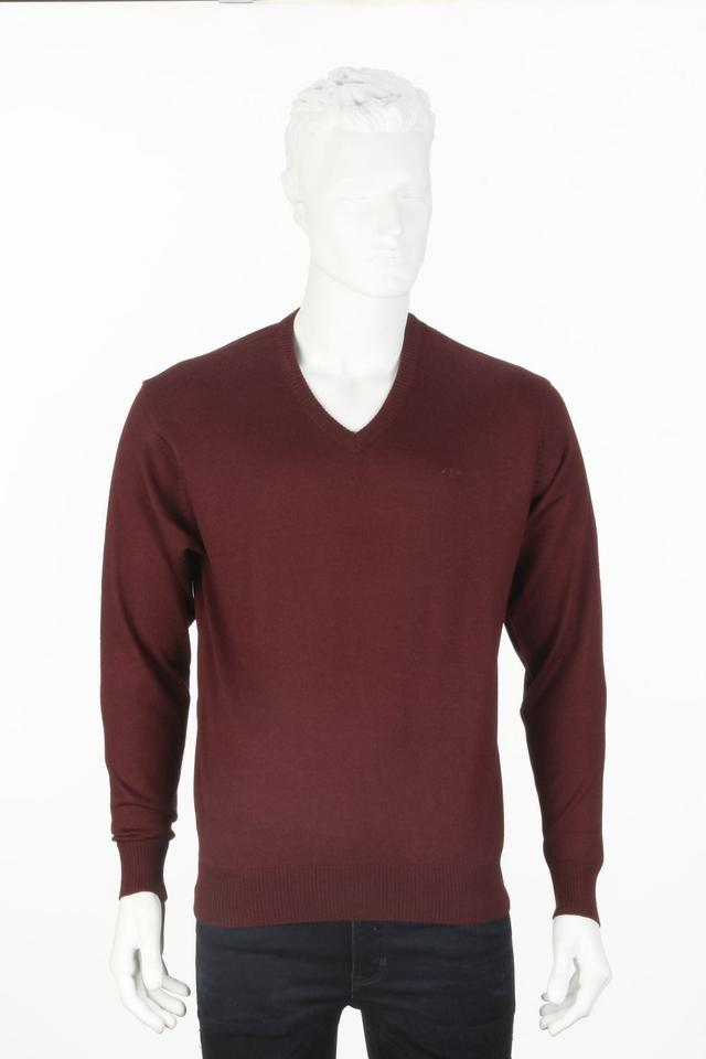 ColorPlus   ColorPlus Red Sweater