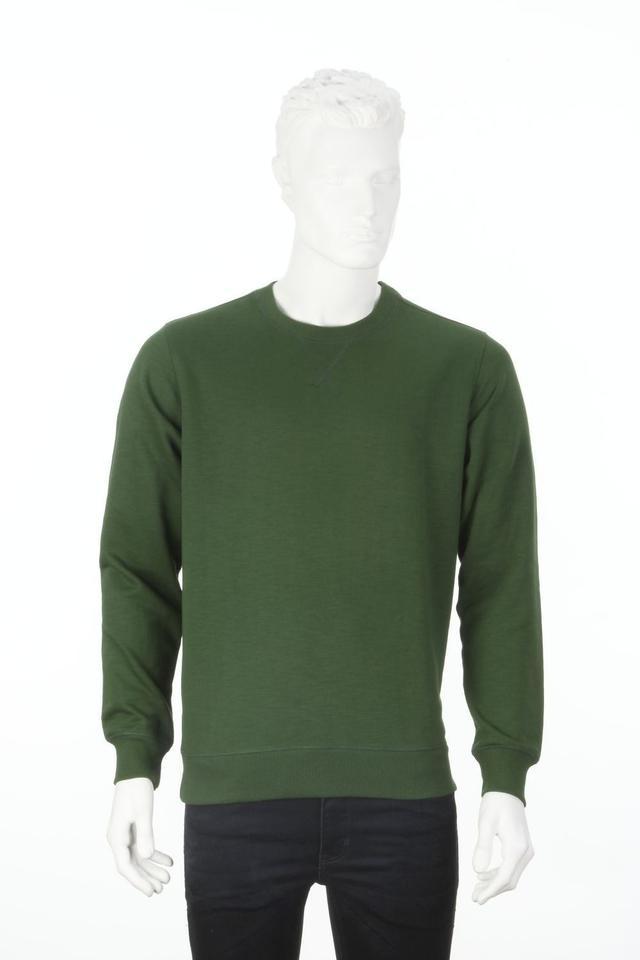 ColorPlus | ColorPlus Striped Blue Slim Fit Sweater