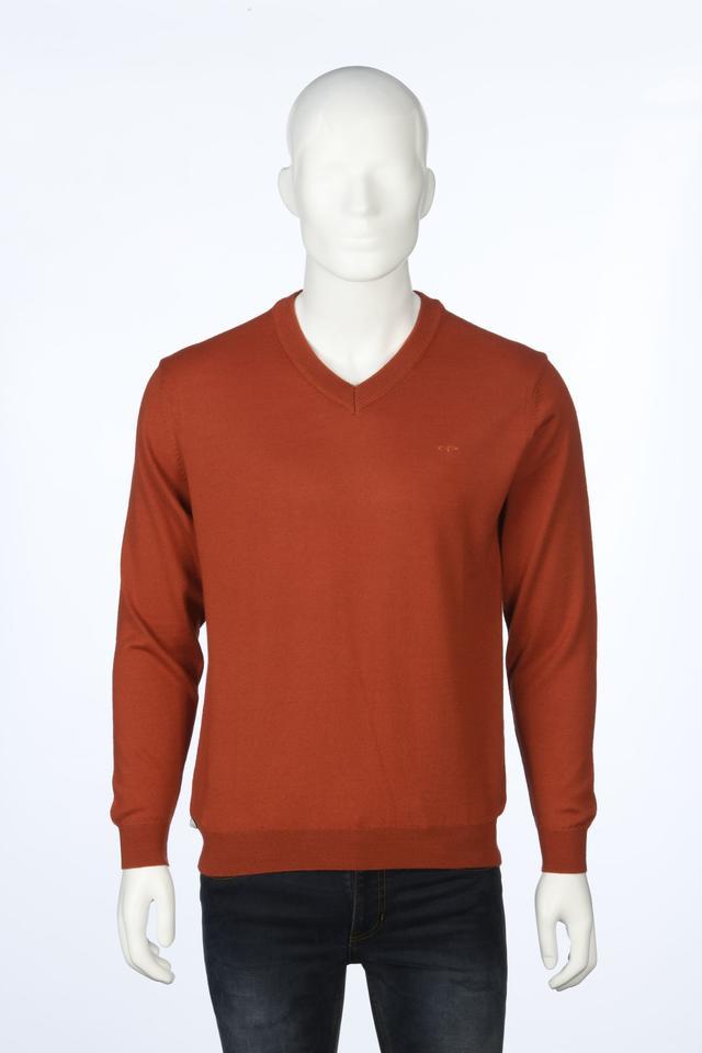 ColorPlus   ColorPlus Orange Sweater