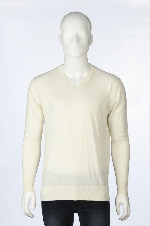ColorPlus | ColorPlus White Sweater
