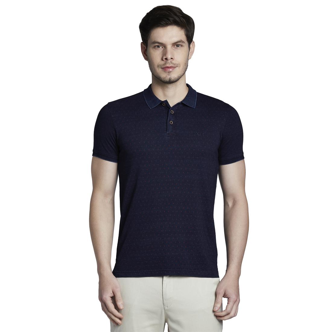ColorPlus | ColorPlus Dark Indigo T-Shirt
