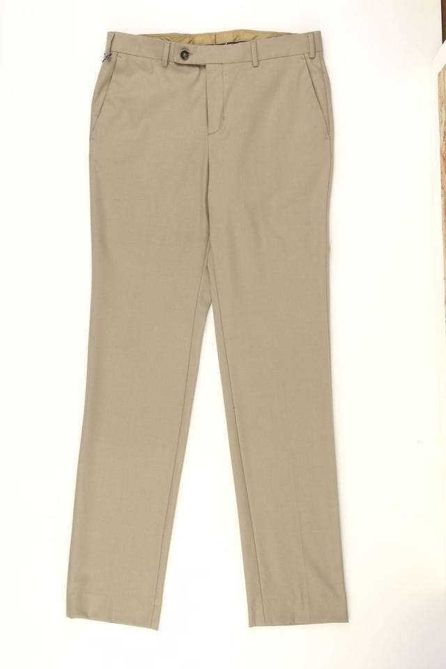 ColorPlus | ColorPlus Dark Fawn Tailored Fit Trouser
