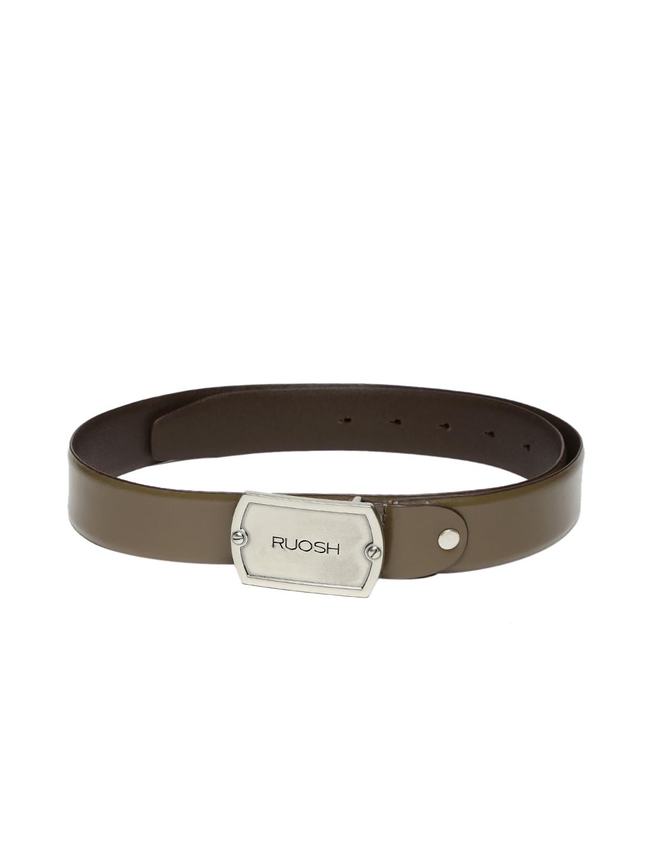 Ruosh | Olive Belt