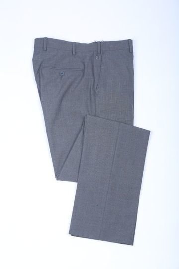 Raymond | Raymond Dark Grey Trouser
