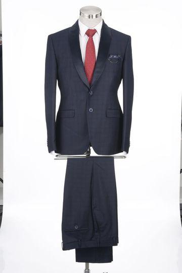 Park Avenue   Park Avenue Blue Suit