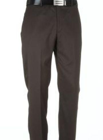 Park Avenue | Park Avenue Brown Formal Trouser
