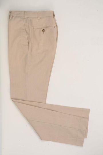 Park Avenue   Park Avenue Medium Fawn Super Slim Fit Trouser